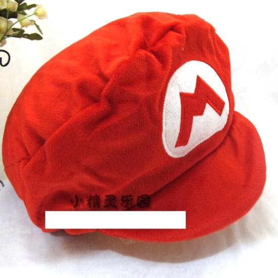 หมวกการ์ตูนมาริโอ้
