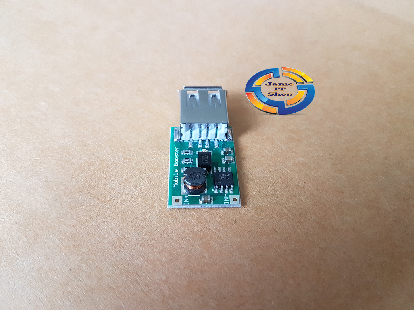 USB Step-Up Module ( 1.5V to 5V 1.2A )