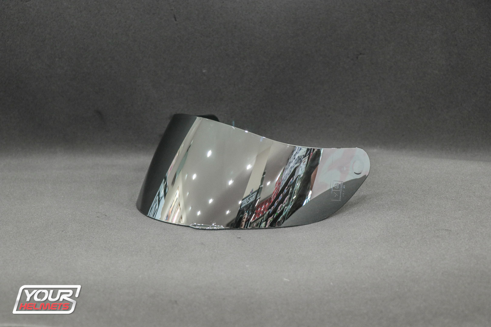 VISOR AGV GT2 AS PLK SILVER