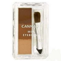 Canmake MIX Eyebrow #02 ที่เขียนคิ้วแบบฝุ่น ( 3 สี )