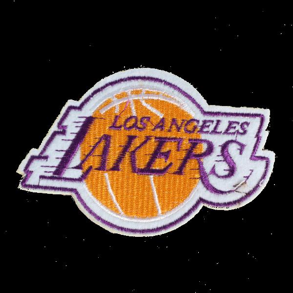 L0039 Los Angeles Lakers 10.5x6.5cm