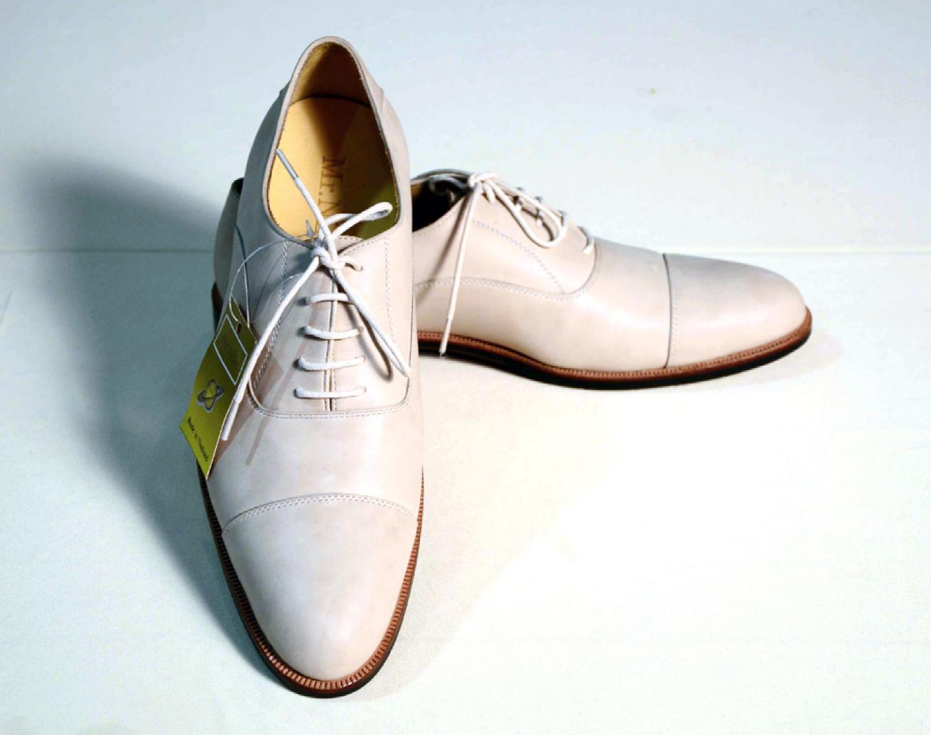 C03014 รองเท้าหนัง (MR.Nile)