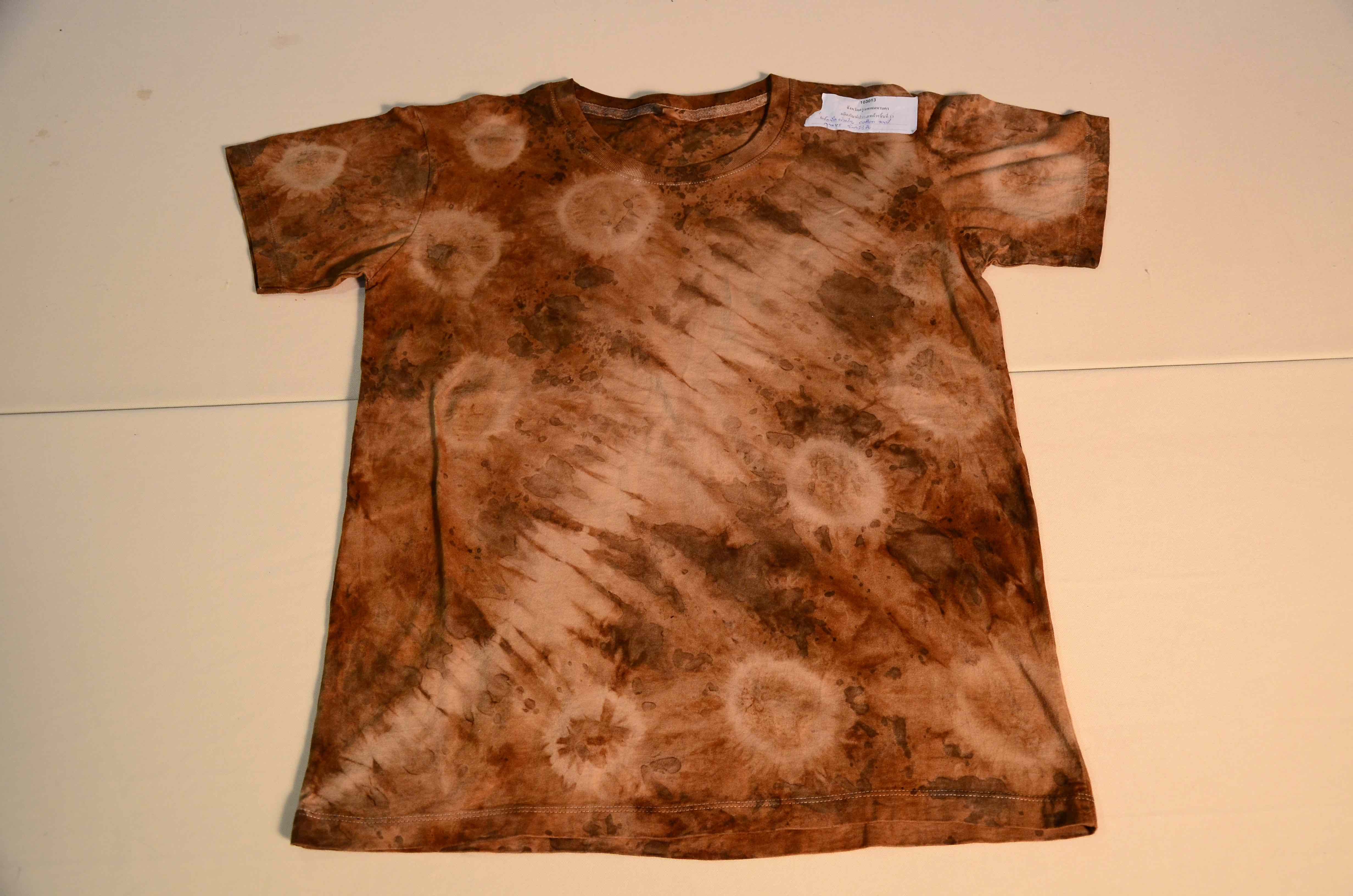 C02022 เสื้อยืดผ้าฝ้าย 100% ณษร