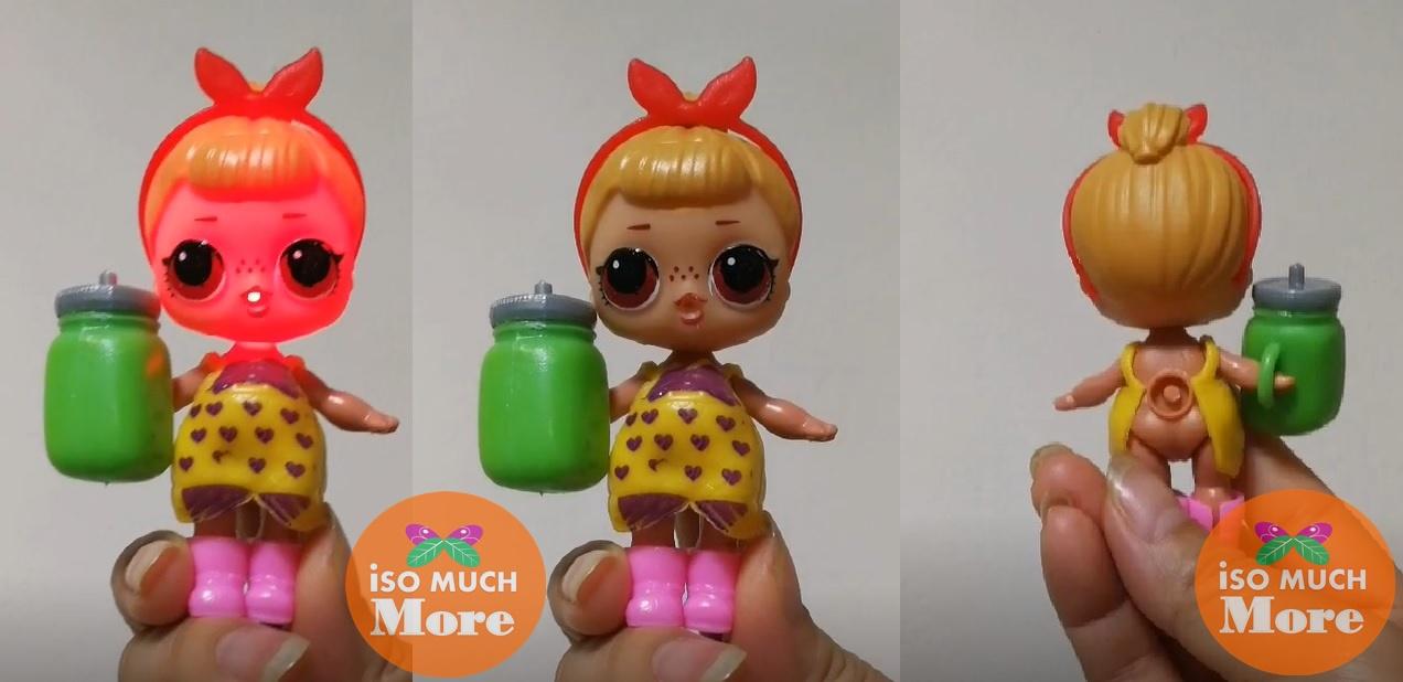 ไข่เซอร์ไพร์ส ไข่สุ่ม ไข่ LOL ตุ๊กตาของเล่น ไข่สุ่มเซอร์ไพรส์ LOL Surprise กล่องแดง มีไฟ (แพ็คดี่ยว.)