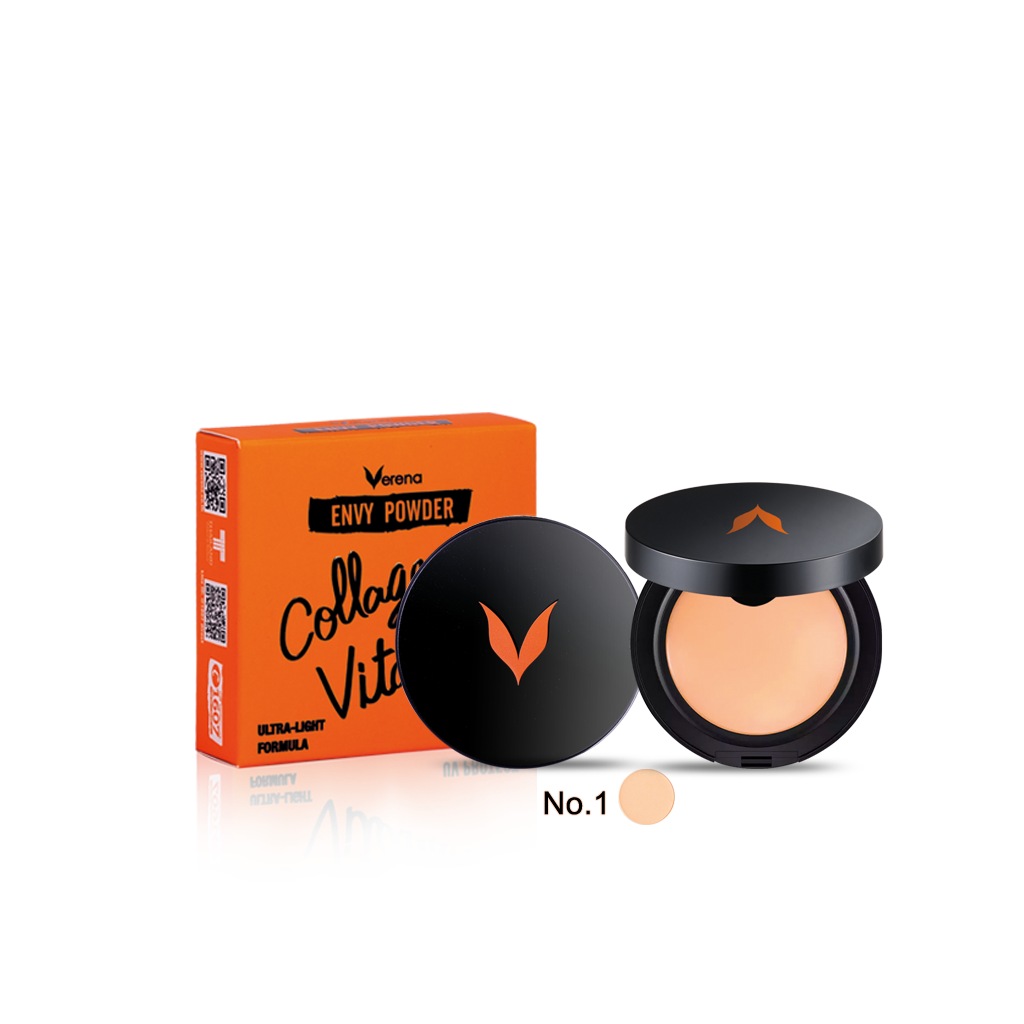Verena Envy Powder (no.1) 1 ตลับ