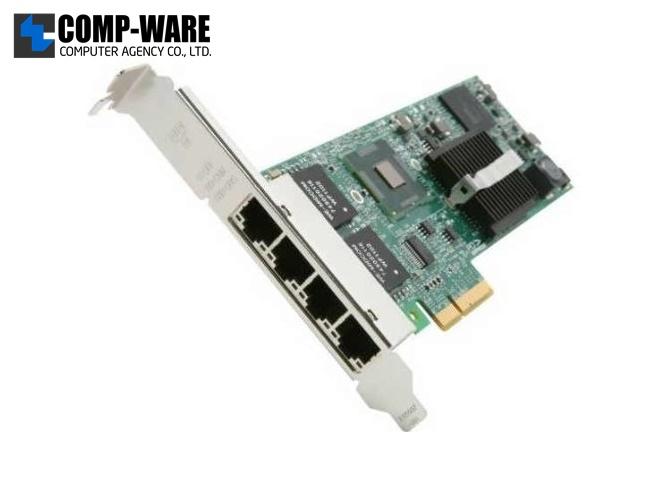 Intel Gigabit ET2 Quad Port Server Adapter (4-Port) RJ-45 Connector