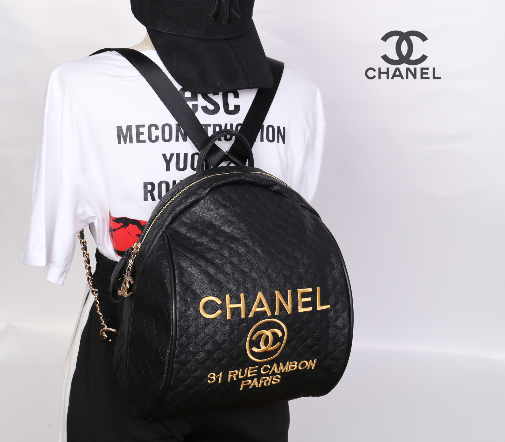 8192a884a709a5 Chanel Backpack VIP Gift With Purchase (GWP) - Ready24Shopping ...
