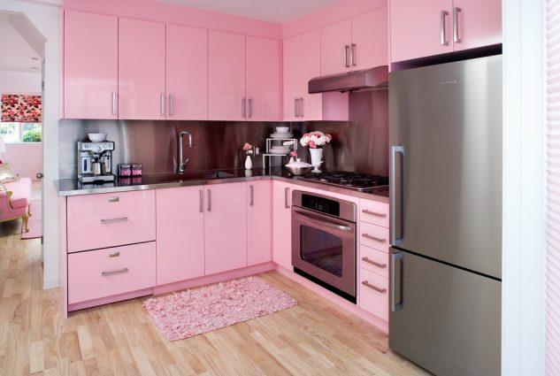 ห้องครัวสีชมพู 9