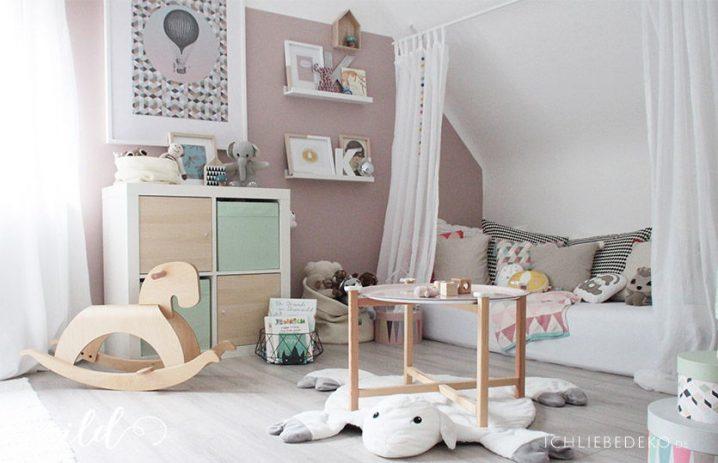 การแต่งห้องนอนเด็ก 10