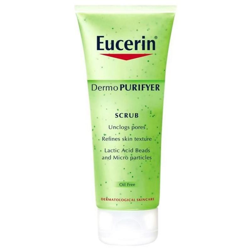 Eucerin DermoPURIFYER SCRUB 100ml