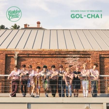 Golden Child - Mini Album Vol.1 [Gol-Cha!]