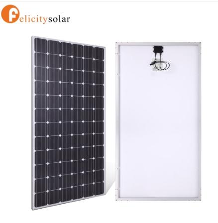 แผงโซล่าเซลล์ โมโน 320 วัตต์#Felicity Solar Panel Mono-crystalline 320W