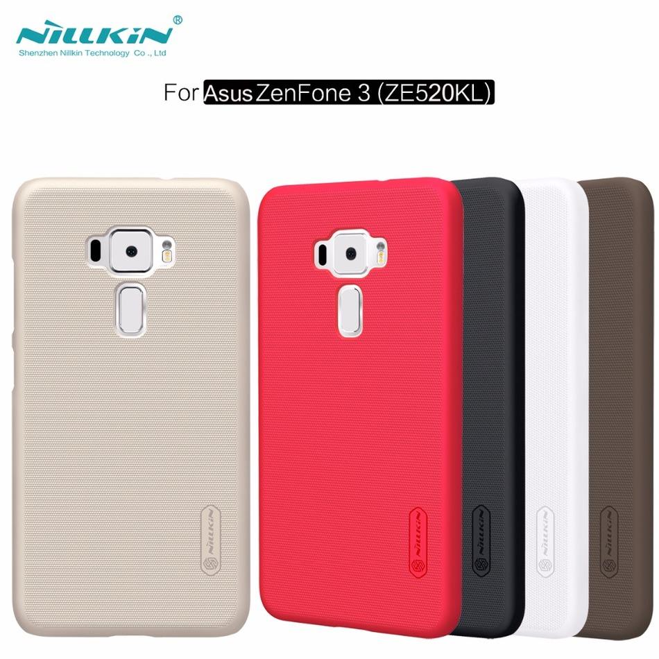 """Nillkin Frosted Shield (Asus Zenfone 3 5.2"""" ZE520KL)"""