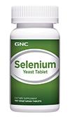 GNC Selenium Yeast จีเอ็นซี ซีลีเนียม ยีสต์ 100 Tablets Code: 574866 เลขทะเบียน อย. 10-3-02940-1-0031