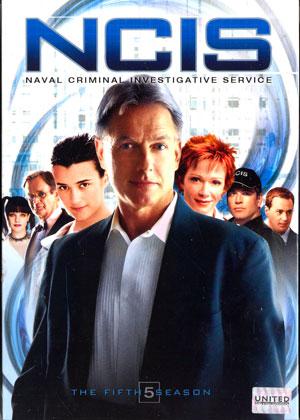 NCIS : Naval Criminal Investigative Service Season 5 / เอ็นซีไอเอส : หน่วยสืบสวนแห่งนาวิกโยธิน ปี 5 (พากย์ไทย 4 แผ่นจบ+แถมปกฟรี)