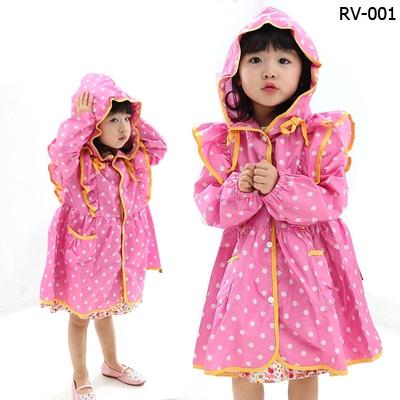 RV-001 เสื้อกันฝน VIVO-BINIYA
