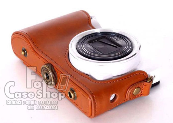 Leather Case for Samsung Galaxy camera EK-GC100