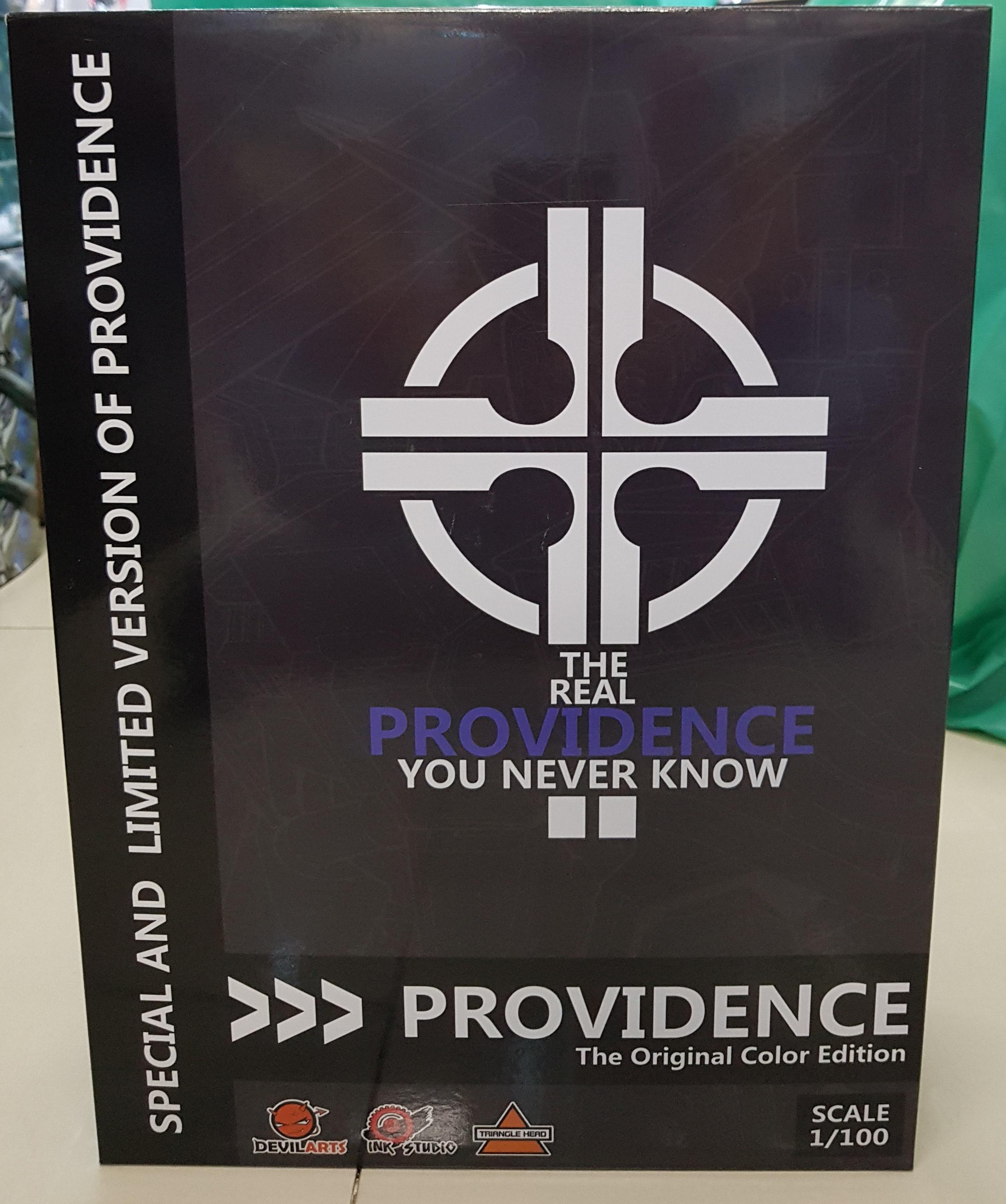 Providence Gundam Original Color Edition [Devilarts]