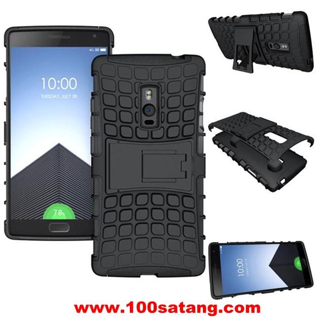 (002-084)เคสมือถือ Case OnePlus 2 เคสนิ่มกันกระแทกแบบประกบสองชิ้นสุดฮิตขอบสี