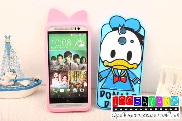เคสมือถือ HTC One E8 เคสนิ่มดิสนีย์การ์ตูนกราฟฟิตี