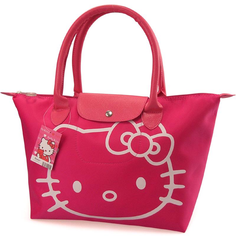 BT12001 กระเป๋าถือ Hello Kitty Size M