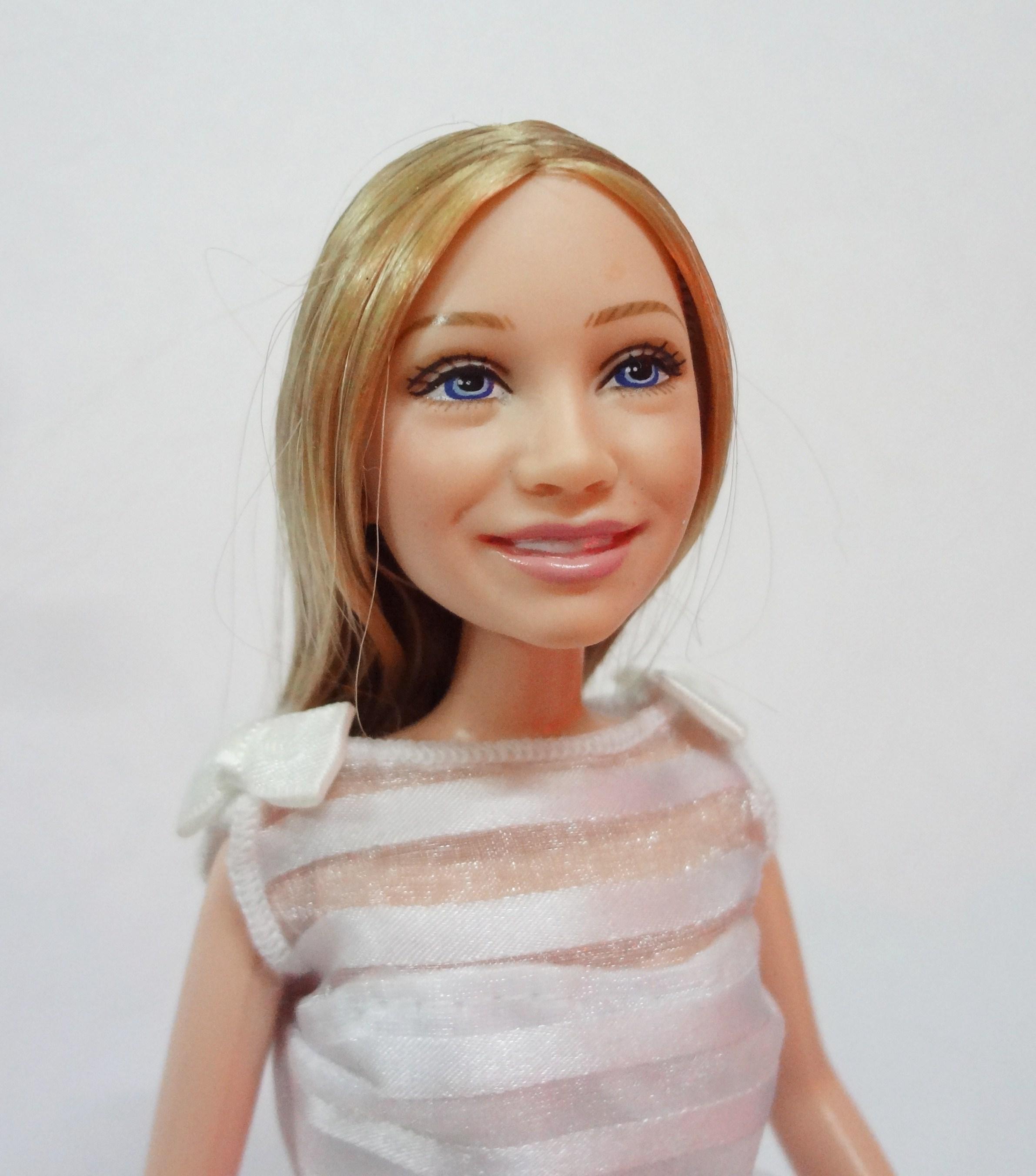 ตุ๊กตา Mary-Kate Olsen