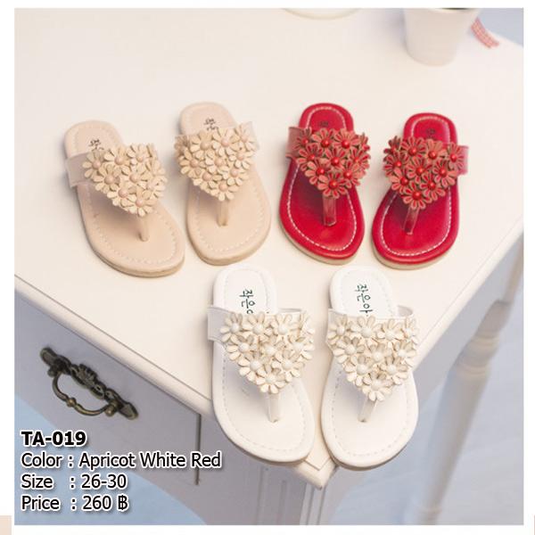 TA-019 รองเท้า (ไซส์ 26-30)