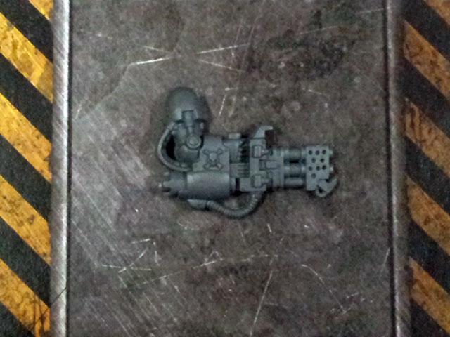 Space Marine Terminator HeavyFlamer