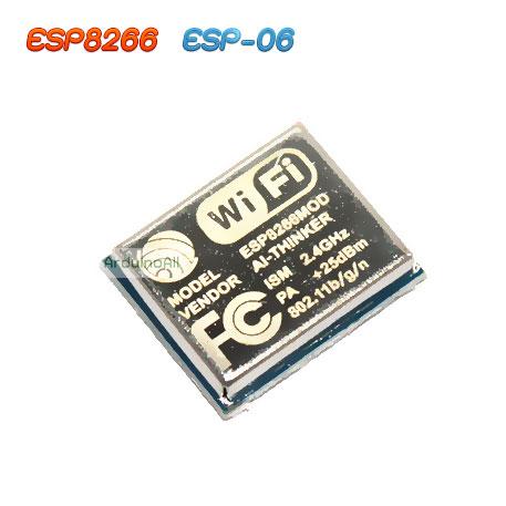ESP8266 ESP-06 โมดูล Wi-Fi ESP8266 รุ่น ESP-06