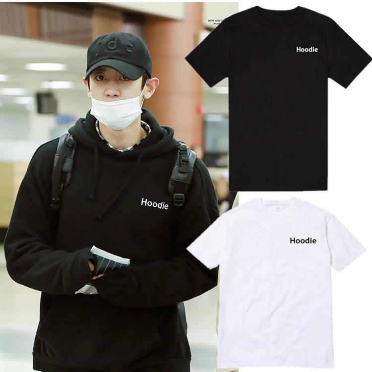 เสื้อยืด Hoodie Sty.Chanyeol -ระบุสี/ไซต์-