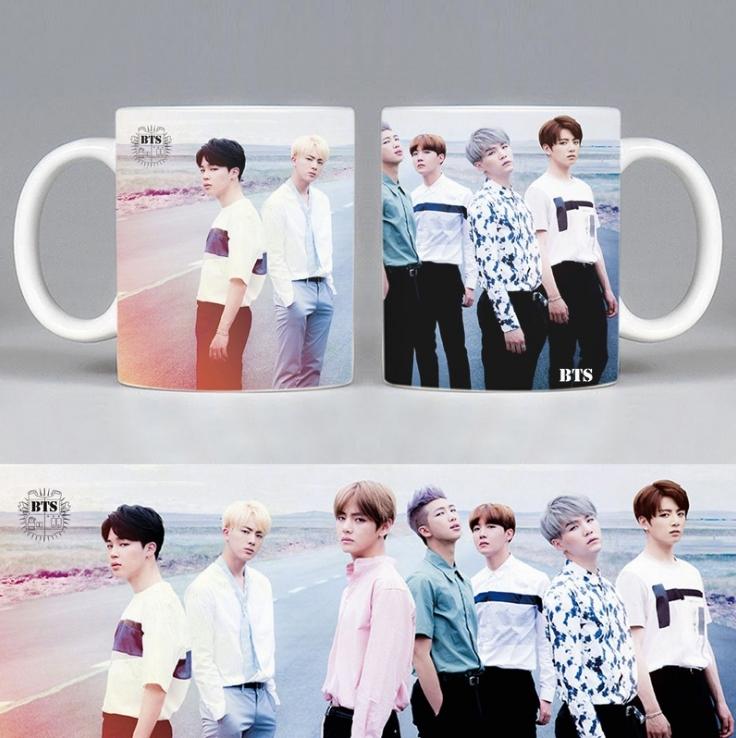 แก้วมัค BTS WINGS