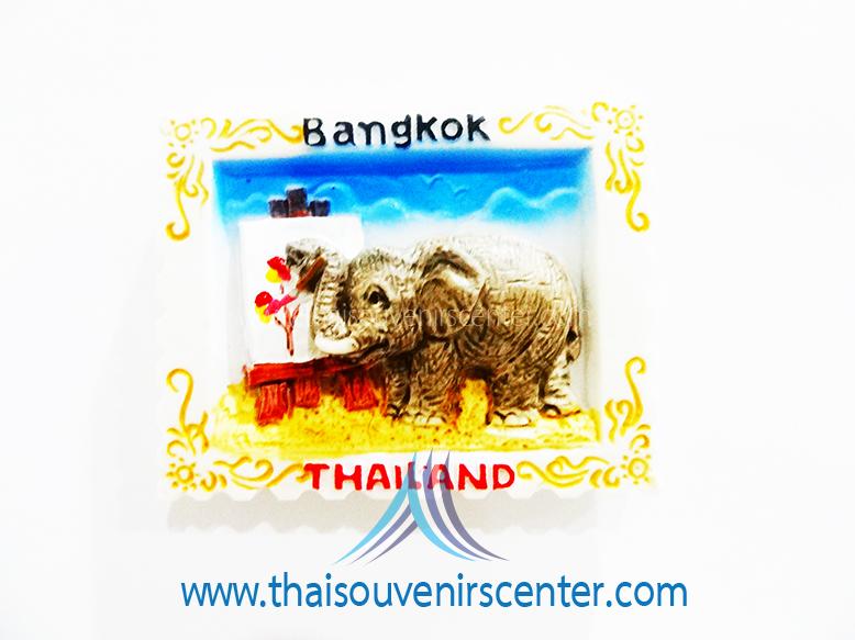 ที่ติดตู้เย็น ช้างไทย แบบ 115
