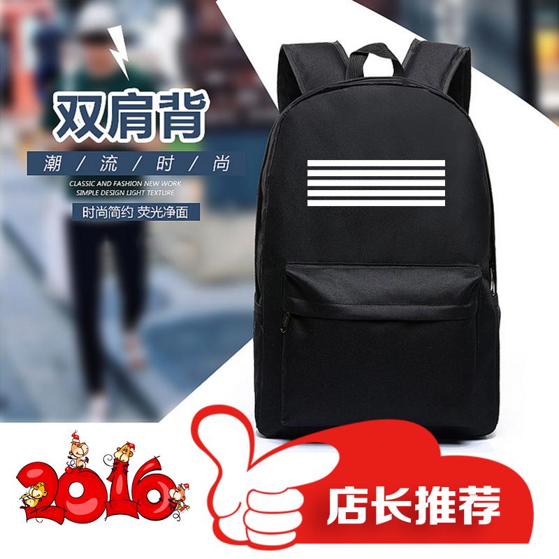 กระเป๋าเป้ BLACK - BIGBANG MADE