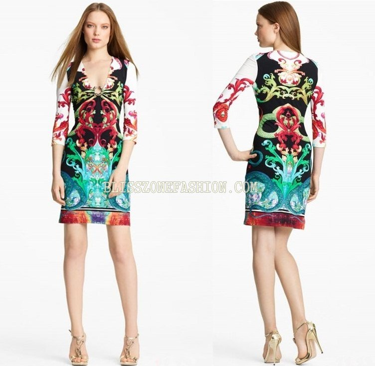 PUC42 Preorder / EMILIO PUCCI DRESS STYLE