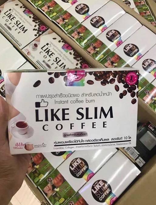 Like Slim Coffee ไลค์สลิม กาแฟ
