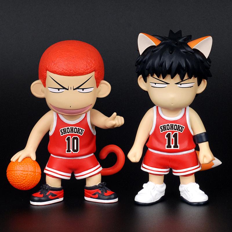 *Pre Order*ตุ๊กตานักบาสยอดฮิต Slam Dunk Sakuragi Rukawa