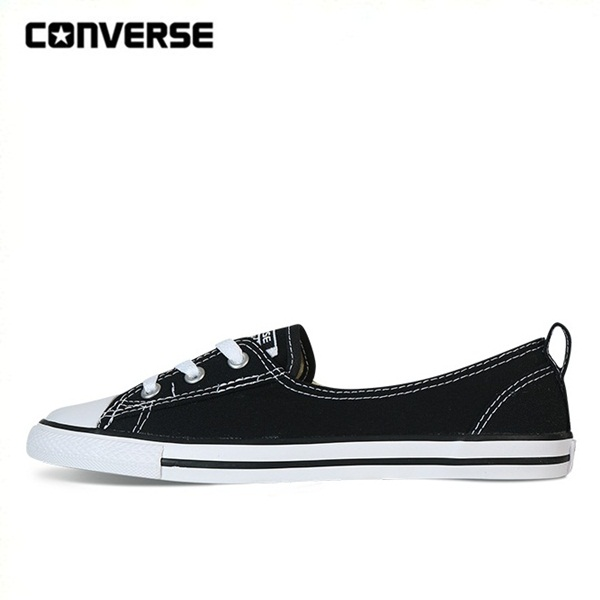 *Pre Order*Converse All Star Ballet Lace solid color thin bottom set foot 547162C