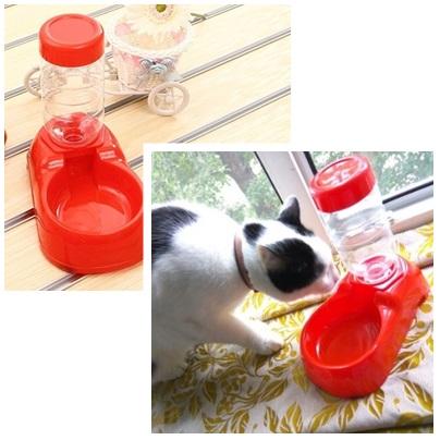 ที่ให้น้ำสำหรับสุนัขและแมว (ส่งฟรี)