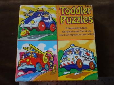 จิ๊กซอว์Toddler puzzles