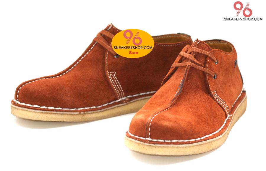 รองเท้า หนังแท้ Clarks Originals Desert Trek Shoes Size 40 - 44