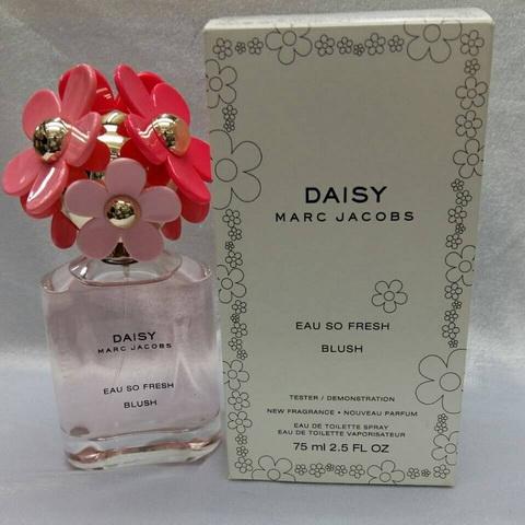 น้ำหอม Marc Jacob Daisy Eau So Fresh Blush EDT 75ml. มีกล่อง