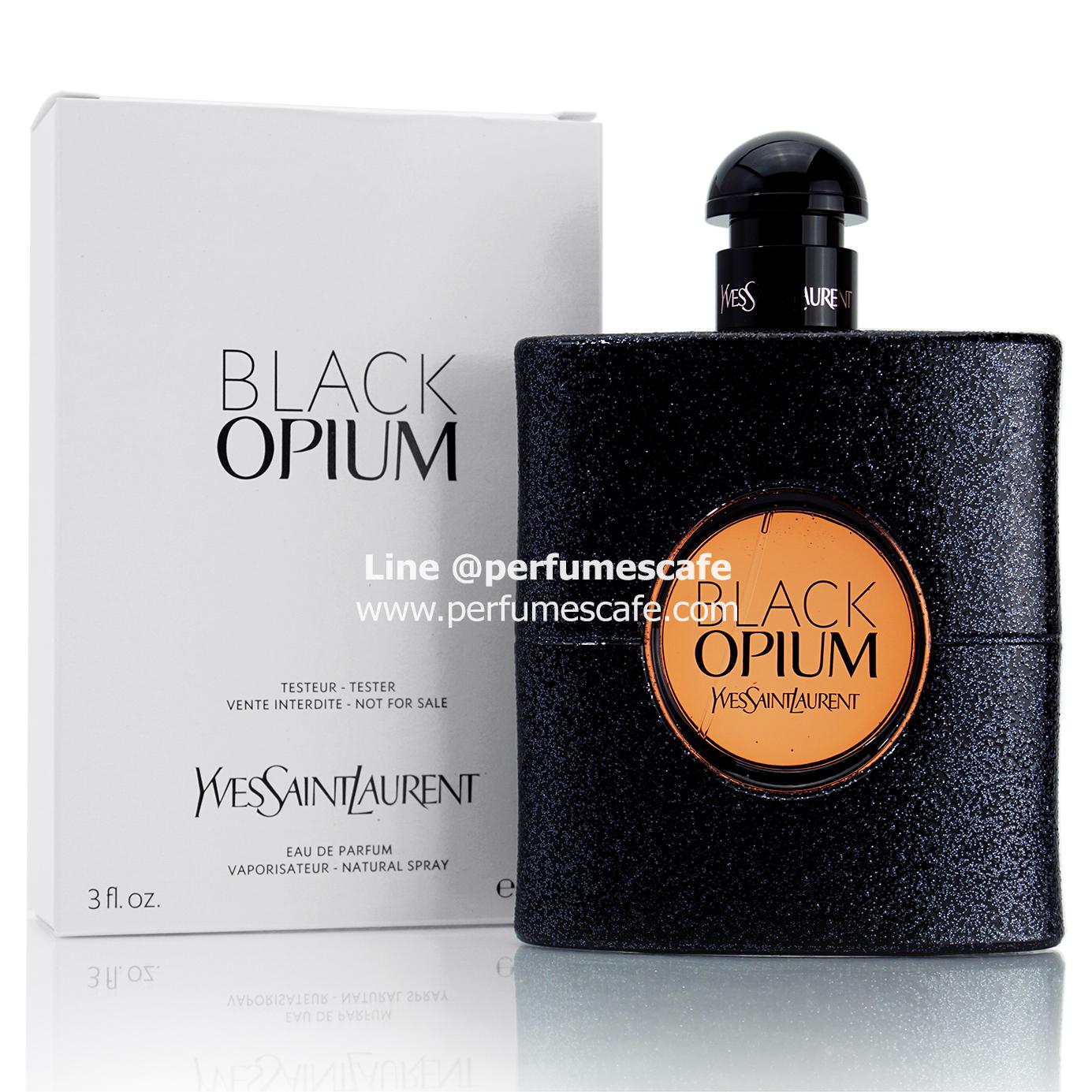 น้ำหอม Yves Saint Laurent Black Opium EDP ขนาด 90ml กล่องเทสเตอร์