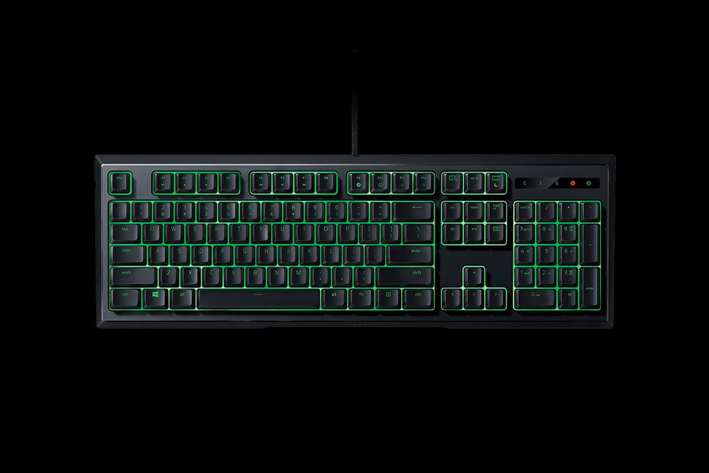 Razer Ornata Mecha-Membrane Gaming Keyboard (KeyThai)