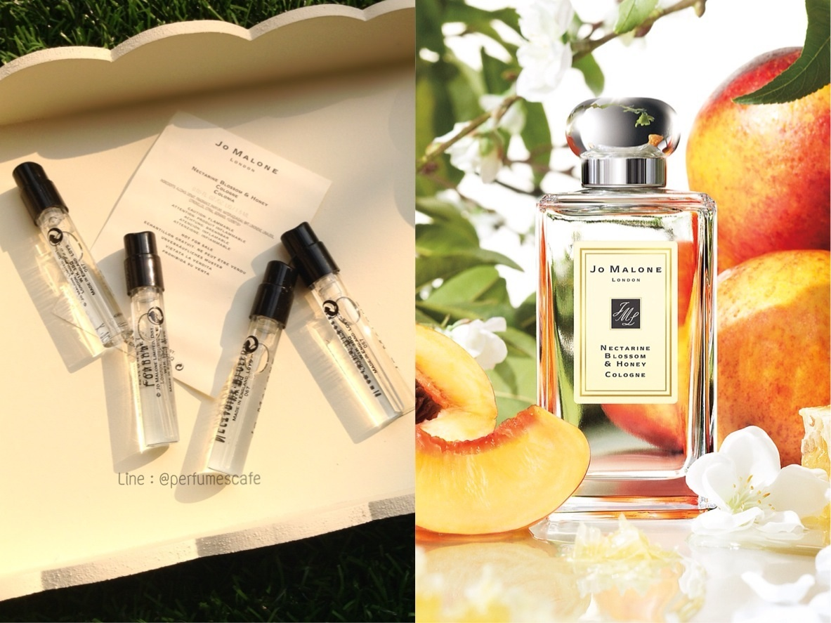 Jo Malone London Nectarine Blossom & Honey ขนาด 2 ml แบบสเปรย์