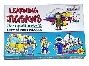 Learning Jigsaws Learning - Occupation 2