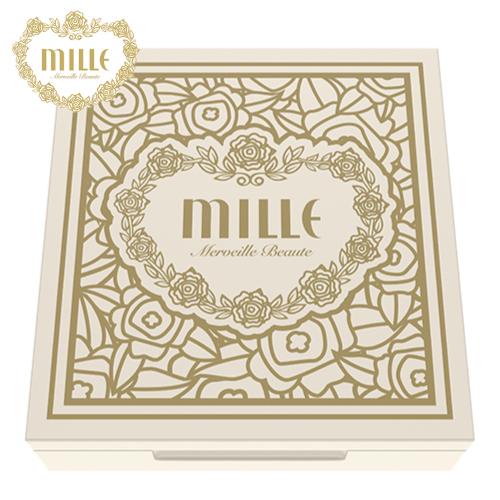 Mille Cubic Shimmering Rose