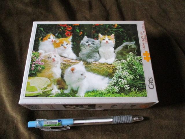 จิ๊กซอว์ 150 ชิ้น Cats