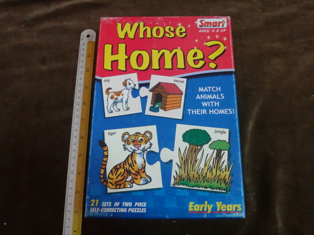 Whose to home