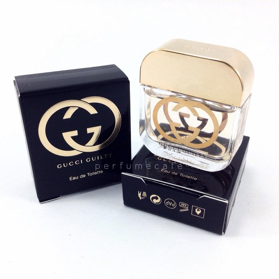 Gucci Guilty eau de toilette ขนาด 5 ml / แต้ม
