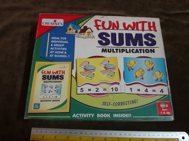 fun with sums mulitplication